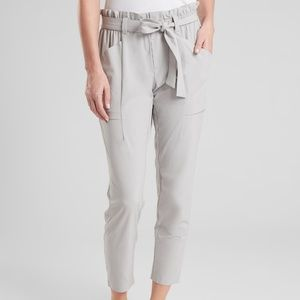 Athleta Light Grey Skyline Pant